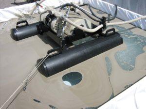 oil skimmer SK1GG-300-350_OIL